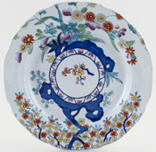 Spode Number 2117 colour Plate c1825