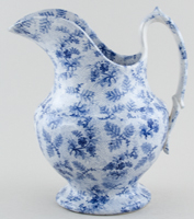 Unattributed Maker Unidentified Pattern Ewer c1840