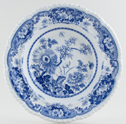 Minton Royal Persian Soup Plate c1830