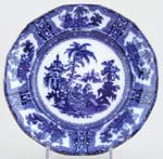 Lunch Plate c1909