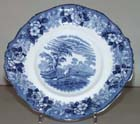 Bread and Butter Plate c1910