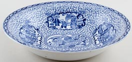 Fruit or Serving Bowl c1930s