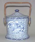 Biscuit Barrel c1930s