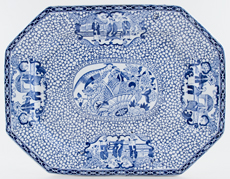 Meat Dish or Platter c1916
