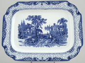 Meat Dish or Platter c1934