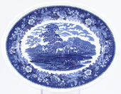 Meat Dish or Platter c1960s