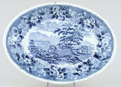 Meat Dish or Platter c1915