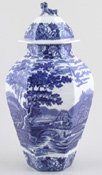 Vase with Cover c1910