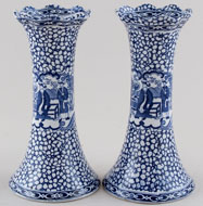 Pair of Vases c1930s