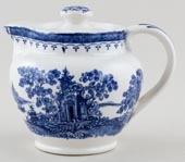 Adams Aladdin Hot Milk Jug c1930s