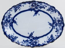 Adams Tedworth Meat Dish or Platter c1910
