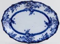 Adams Tedworth Platter c1910