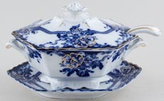 Adams Tedworth Sauce Tureen c1910