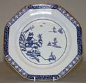 Side or Cheese Plate c1920s