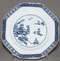 Side or Cheese Plate c1924