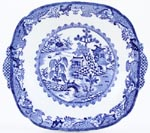 Cake Plate c1920s