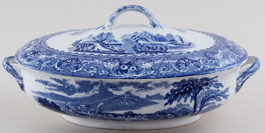 Covered Dish c1890
