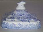 Vegetable Dish Cover c1880