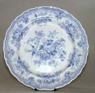 Lunch Plate c1855