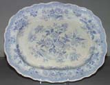 Meat Dish or Platter c1870