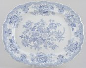 Meat Dish or Platter c1860