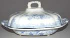 Vegetable Dish with Cover c1880