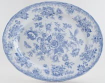 Meat Dish or Platter c1890