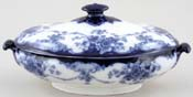 Covered Vegetable Dish c1900