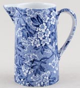 Bourne and Leigh May Blossom Jug or Pitcher c1930s