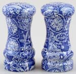 Salt and Pepper Pots c1980s