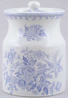 Burleigh Asiatic Pheasants Storage Jar