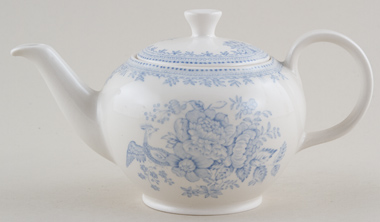 Burleigh Asiatic Pheasants Teapot small
