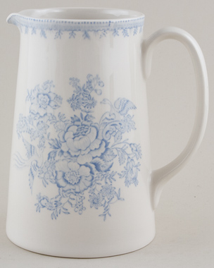 Burleigh Asiatic Pheasants Jug or Pitcher Tankard large