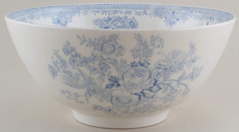 Burleigh Asiatic Pheasants Chinese Bowl large