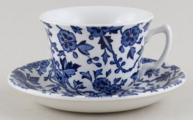 Burleigh Arden Teacup and Saucer