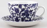 Burleigh Arden Breakfast Cup and Saucer