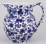 Burleigh Arden Jug or Pitcher Etruscan small