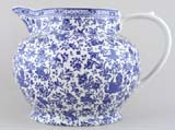 Jug or Pitcher Dutch Flower