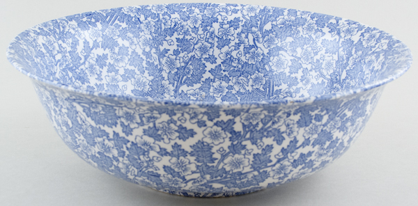 Burleigh Burgess Chintz Fruit or Salad Bowl large