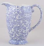 Burleigh Burgess Chintz Jug or Pitcher Princess