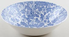 Burleigh Burgess Chintz Cereal or Dessert Bowl