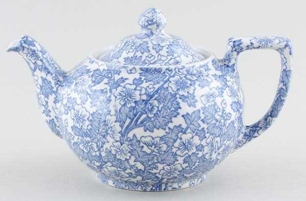 Burleigh Burgess Chintz Teapot small