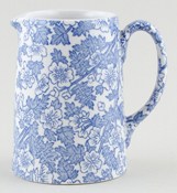 Burleigh Burgess Chintz Jug or Pitcher Tankard small