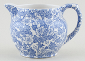 Burleigh Burgess Chintz Jug or Pitcher Dutch small