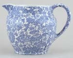Burleigh Burgess Chintz Jug or Pitcher Dutch medium