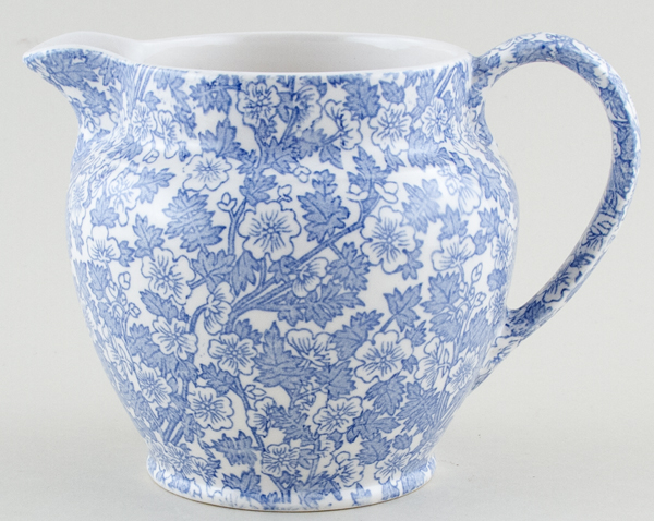 Burleigh Burgess Chintz Jug or Pitcher Dutch large