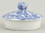 Burleigh Burgess Chintz Storage Jar Lid