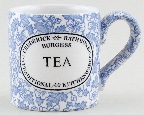 Burleigh Burgess Chintz Mug Tea