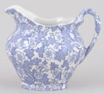 Burleigh Burgess Chintz Creamer or Jug