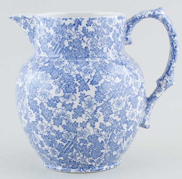 Burleigh Burgess Chintz Jug or Pitcher Etruscan small